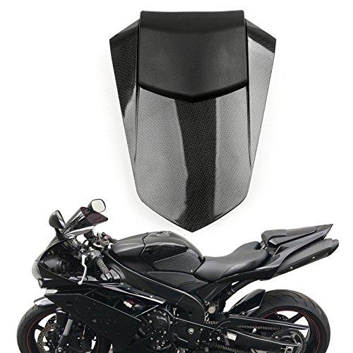 Artudatech Motocicleta Funda para Asiento Trasero Carenado, Moto Rear Seat Cowl Moto Colin para Yamaha YZF R1 2007 2008