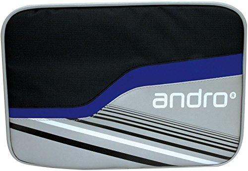 andro(アンドロ) 卓球 ラケットケース アンドロエスキューケース 412025 ブルー