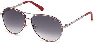 Guess - Gafas de sol cuadradas clásicas para hombre