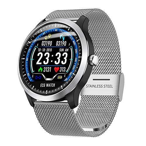 OOLIFENG Fitnesstracker waterdicht IP67, smartwatch activity tracker, horloge met bloeddruk en hartslagmeter, stappenteller voor iPhone en Android