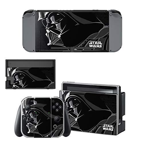 Star Wars Nintendo Switch Skin / Decal / Vinyl / Sticker - Star Wars Design with Darth Vader