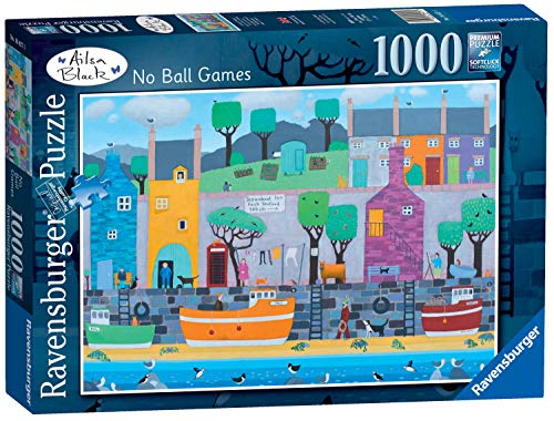Ravensburger 16427 No Ball Games Puzzle, 1000 Teile