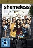 Shameless - Die komplette 5. Staffel [Alemania] [DVD]