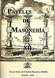 Papeles de Masonería XII