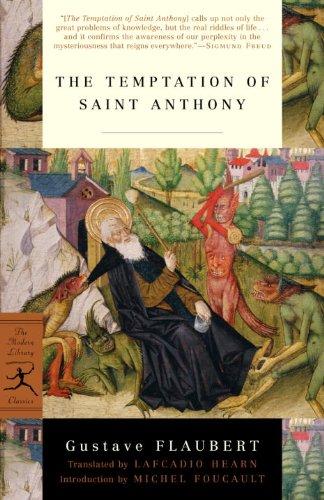 The Temptation of Saint Anthony (Modern Library Classics) (English Edition)
