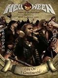 「守護神伝 -新章-」ワールド ツアー 2005/2006-ライヴ オン 3コンティネンツ スペシャル ボックス DVD