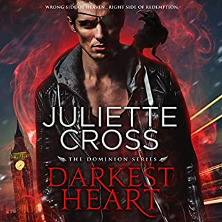 Darkest Heart     Dominion, Book 2              By:                                                                                                                                 Juliette Cross                               Narrated by:                                                                                                                                 James Larceny,                                                                                        Anais Inara Chase                      Length: 9 hrs and 50 mins     Not rated yet     Overall 0.0