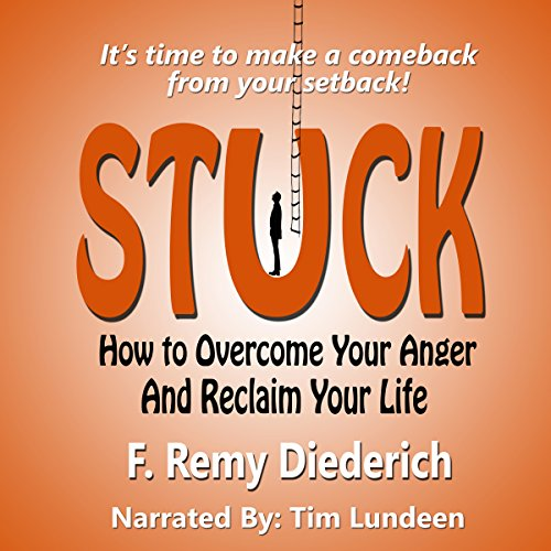 Stuck audiobook cover art