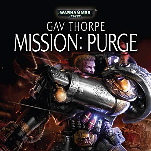 Mission: Purge audiobook cover art
