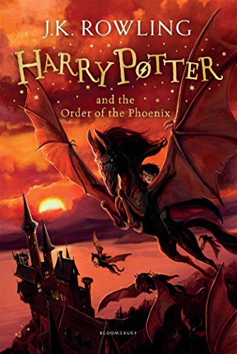 HARRY POTTER 5 AND THE ORDER OF THE PHOENIX: 5/7