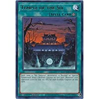 遊戯王 MAGO-EN146 六武院 Temple of the Six (英語版 1st Edition レア) Maximum Gold