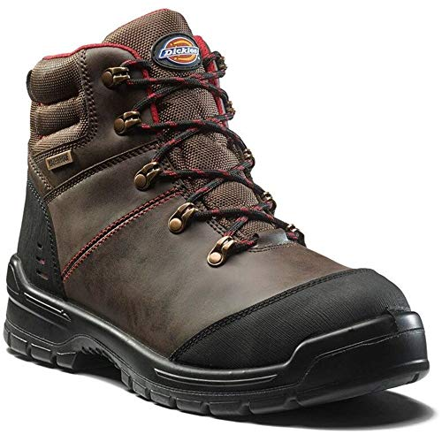 Dickies FC9535 Cameron - Botas de seguridad, color marrón