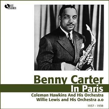 Benny Carter in Paris (Jazz En France 1937 - 1938)