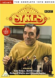Sykes - The Complete 1972 Series