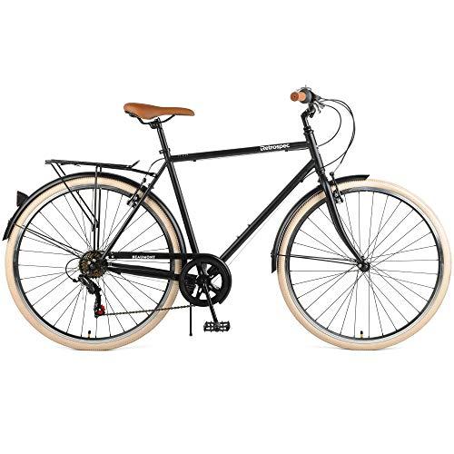 Retrospec Barron Comfort Hybrid Bike