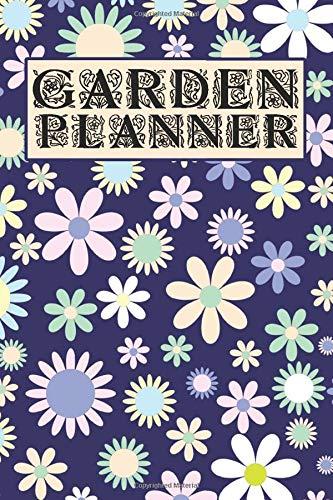Garden Planner: Gardening Blank Logbook