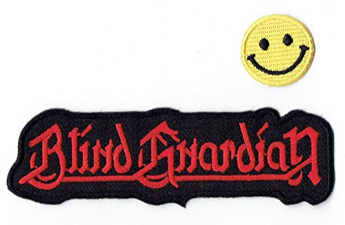 Blind Guardian apliques bordados de hierro en parches por PATCH CUBE