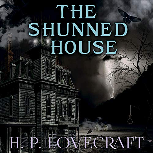 『The Shunned House』のカバーアート