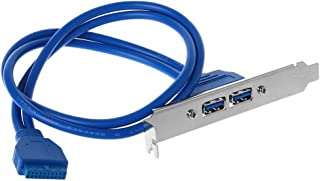 okstylerty マザーボード パソコン・周辺機器 PC 配線アクセサリー 3Dプリンタアクセサリマザーボードホットベッドケーブル仕様片端押しボタン-80cm
