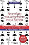 Everything you never learnt about english par Batisse