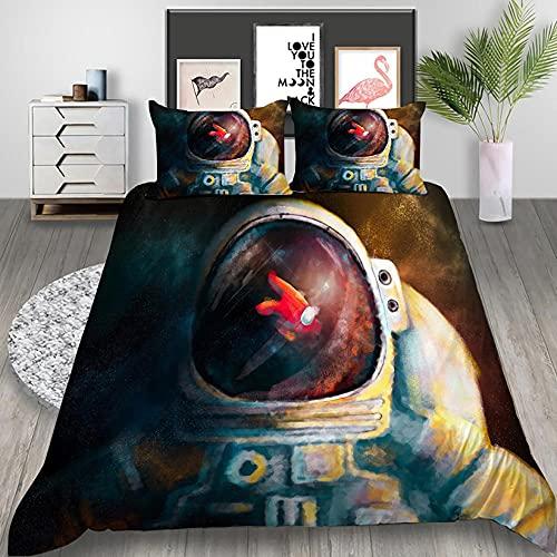 El juego favorito de los niños entre los EE. UU.,Funda nórdica con patrón de impresión en 3D,funda de almohada,tamaño king individual doble,ropa de cama para decorar el dormitorio-228x228cm(3pcs)_4