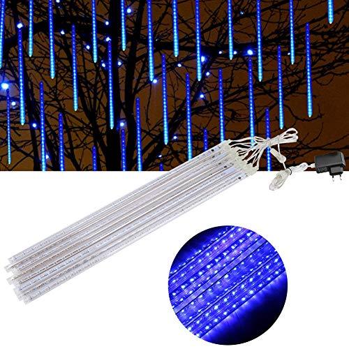 Tubos luces navideñas - Luces lluvia meteoritos 3