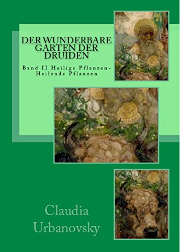 Der wunderbare Garten der Druiden: Band 2 Heilige Pflanzen-Heilende Pflanzen