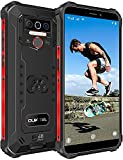 Móvil Libre Resistente OUKITEL WP5 Pro 4GB+ 64GB,8000mAh Batería Android 10 Smartphone IP68 Robusto,Dual Sim 4G Impermeable Rugged Telefono Movil,5.5