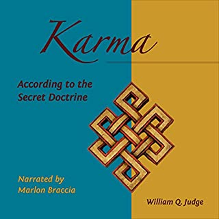 Karma According to the Secret Doctrine: Articles by William Q. Judge audiobook cover art