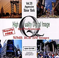 High Quality Digital Image for Professional Vol.26 Aggressive New York
