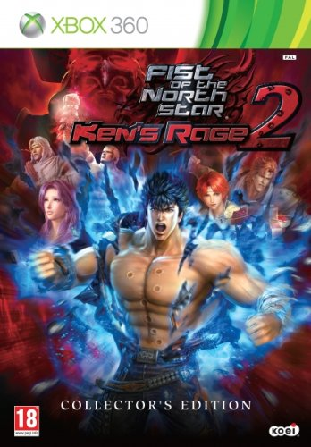 Fist Of The North Star: Ken's Rage II - Collector's Edition