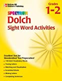 Spectrum Dolch Sight Word Activities, Volume 2