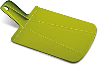 Joseph Joseph NSG016SW Chop2Pot Foldable Plastic Cutting Board 15-inch x 8.75-inch, Small, Green
