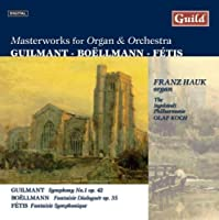 Masterworks for Organ & Orchestra (2001-05-29)