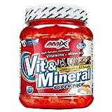 Amix - Vitamins + Minerals Superpack - Complemento Vitamínico - Con Vitaminas y...