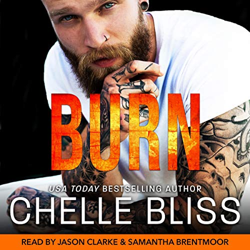 Burn  By  cover art