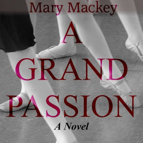 A Grand Passion audiobook cover art