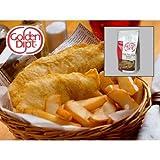 Golden Dipt Fish and Chips Batter 5 lb. bag