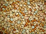 Mezcla de Aperitivo 8 Variedades de Cacahuetes Salados 1kg | Maní Recubierto de Maíz y Semillas de Sésamo y Trigo Frito | Snack Variado Gourmet Apto para Veganos | Dorimed
