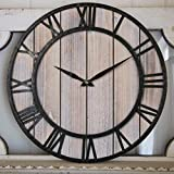 10 Best Wall Clock with Metal Frames