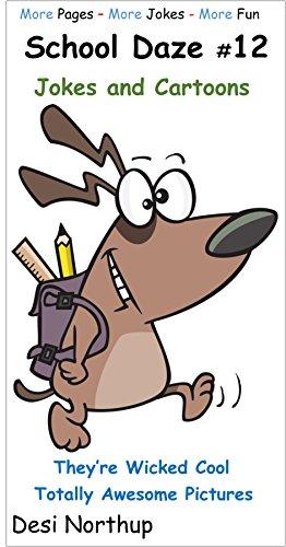 Scool Daze 12 - Jokes & Cartoons (English Edition)