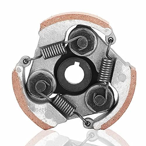 KIMISS Embrague centrífugo, reemplazo de embrague centrífugo impermeable para 47cc 49cc Mini Moto para Dirt Bike ATV