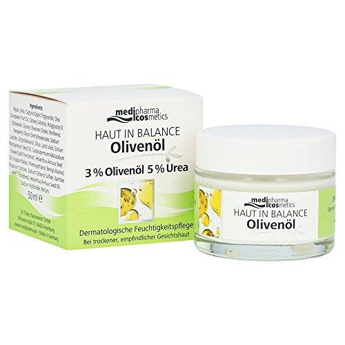 Piel en Balance aceite de oliva Humedad Cuidado 3% 50ml Crema