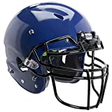 Schutt Sports Vengeance A3+ Youth Football Helmet (Facemask NOT Included), Royal Blue, X-Large
