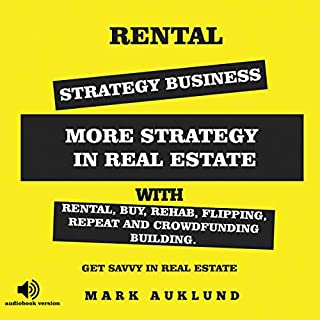 Rental Strategy Business audiobook cover art