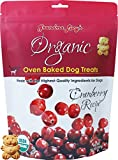 Grandma Lucy's Organic Oven Baked Dog Treats - Cranberry, 14 oz