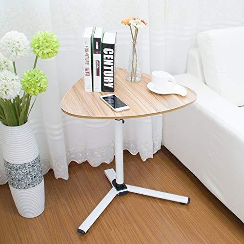 Home Beistelltische Einfacher Laptop-Schreibtisch Einfacher Desktop-Home-Schreibtisch Abnehmbarer Lift Nachttisch, BOSS LV, Holz
