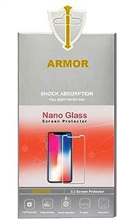لاصقة نانو زجاجية من ارمور ضد الصدمات لموبايل Sony Xperia M4 Aqua
