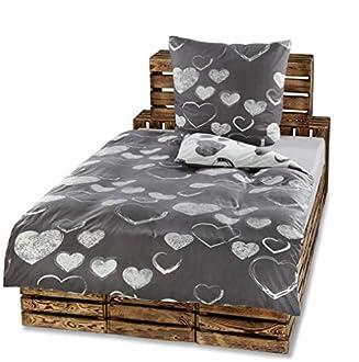 4-teilige Bettwäsche Bild