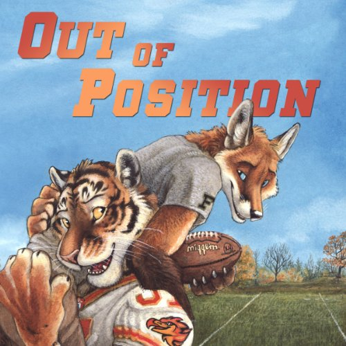 Out of Position (Dev and Lee) audiobook cover art